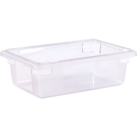 "1061107 - StorPlus™ Polycarbonate Food Box Storage Container 3.5 Gallon, 18"" x 12"" x 6"" - Clear"