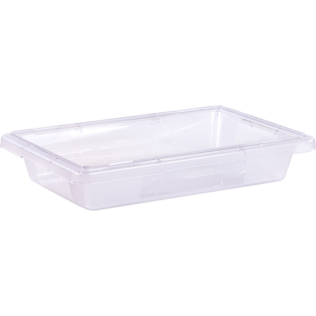 """1061007 - StorPlus™ Polycarbonate Food Box Storage Container 2 Gallon, 18"""" x 12"""" x 3-1/2"""" - Clear"""