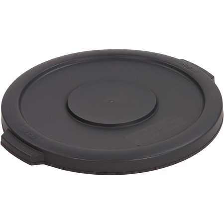 34101123 - Bronco™ Round Waste Bin Food Container Lid 10 Gallon - Gray