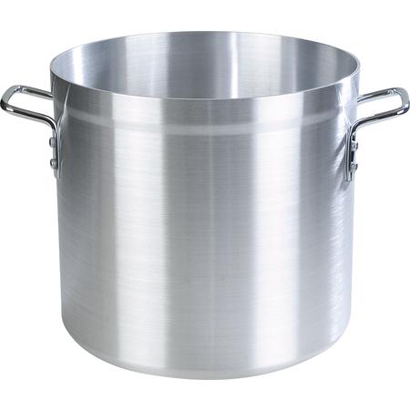 61232 - Standard Weight Stock Pot 32 qt - Aluminum