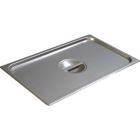 607000C - DuraPan™ Full-Size Light Gauge Stainless Steel Steam Table Hotel Pan Handle Cover