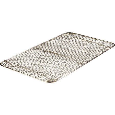 602202 - DuraPan™ Full-Size Stainless Steel Steam Table Hotel Pan Drain Grate