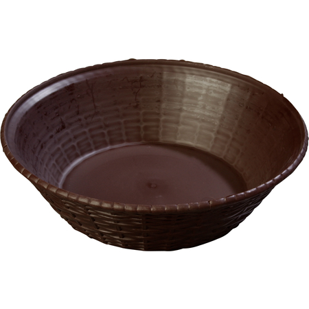 652401 - WeaveWear™ Round Basket 1.6 qt - Brown