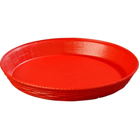 652605 - WeaveWear™ Round Basket 1.8 qt - Red