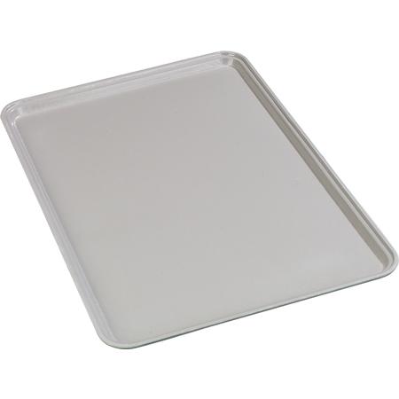 1826FG002 - Glasteel™ Solid Euronorm Tray 26cm x 18cm - Smoke Gray