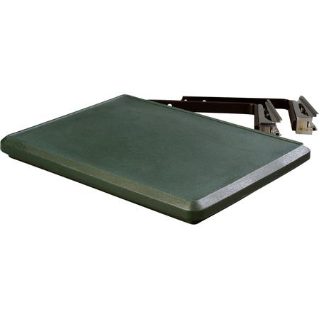 "662508 - Six Star™ End Shelf 16"" x 20.5"" - Forest Green"