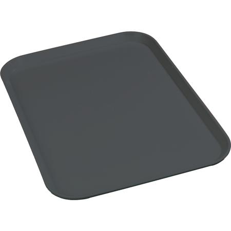 """2216FGQ005 - Glasteel™ Tray 12.1"""" x 16"""" - Pewter"""