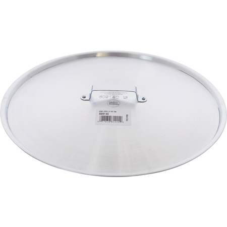 "60914C - Dome Fry Pan Cover 14"" - Aluminum"
