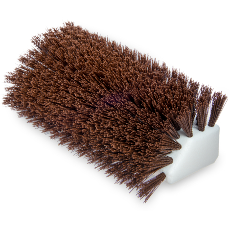 "4042325 - Hi-Lo™ Floor Scrub Brush 10"" - Tan"