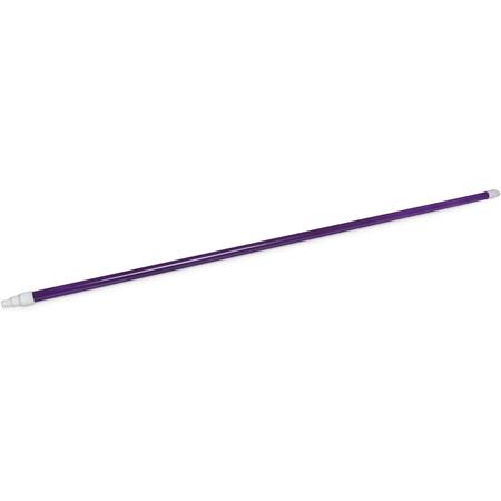 "4022568 - Sparta® 60"" Fiberglass Handle with Self-Locking Flex-Tip 60"" Long/1"" D - Purple"