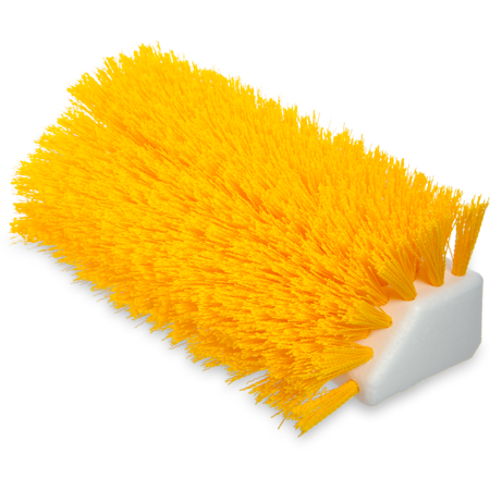 "4042304 - Sparta® Hi-Lo™ Floor Scrub Brush 10"" - Yellow"