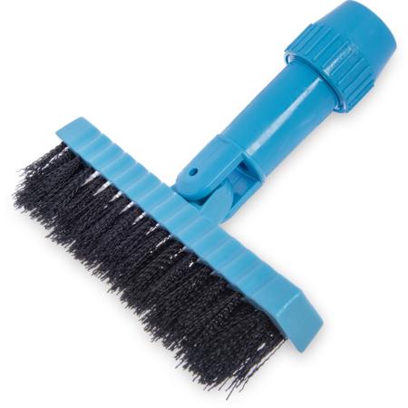 "36532003 - Swivel Head Grout Line Brush, Nylon Bristle 7-1/2"" - Black"
