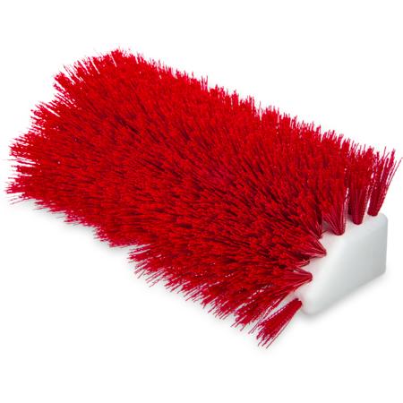 """4042305 - Sparta® Hi-Lo™ Floor Scrub Brush 10"""" - Red"""