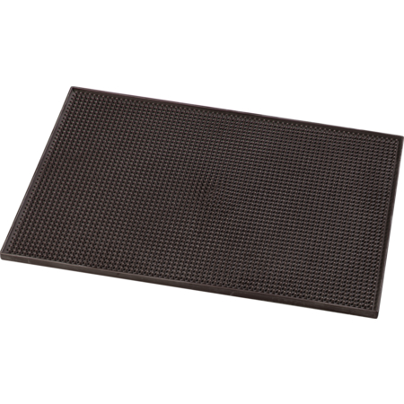 "1060101 - 12"" x 18"" Service Mat 18"", 12"", 7/16"" - Brown"