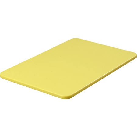 "1088204 - Spectrum® Color Cutting Board 12"" x 18"" x 0.5"" - Yellow"