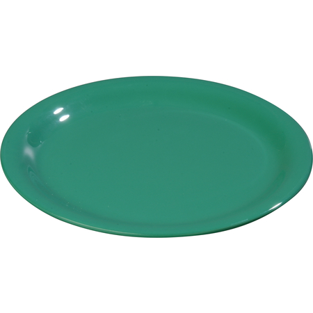 "3301009 - Sierrus™ Melamine Wide Rim Dinner Plate 10.5"" - Meadow Green"