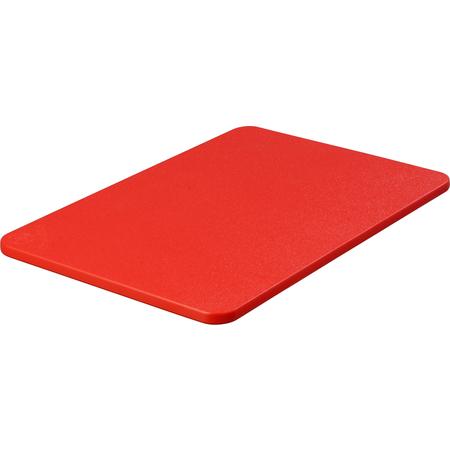 "1088205 - Spectrum® Color Cutting Board 12"" x 18"" x 0.5"" - Red"