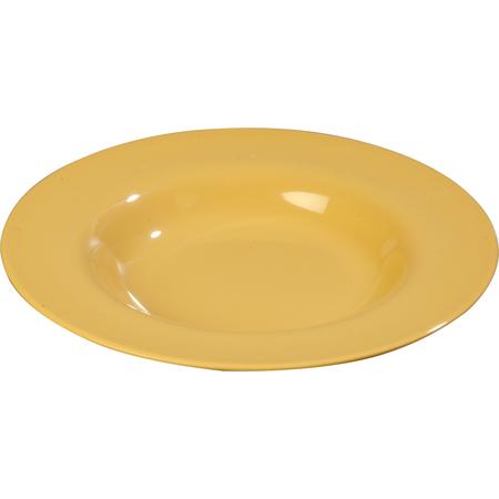 3303022 - Sierrus™ Melamine Chef Salad Pasta Bowl 20 oz - Honey Yellow