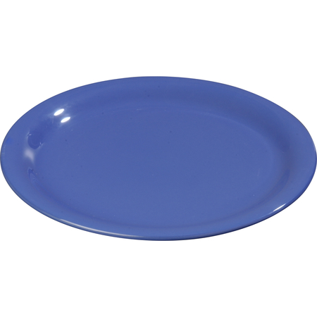 "3300414 - Sierrus™ Melamine Narrow Rim Dinner Plate 9"" - Ocean Blue"