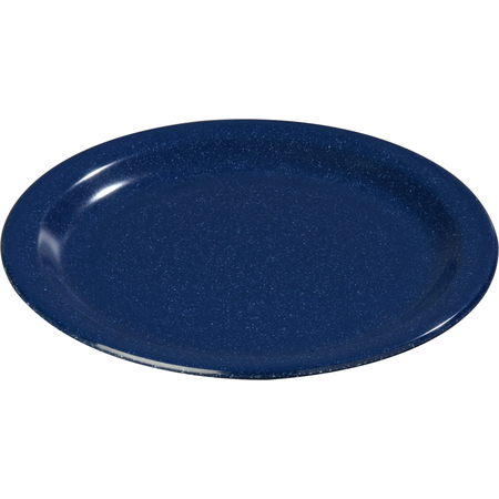 "4350135 - Dallas Ware® Melamine Dinner Plate 9"" - Café Blue"