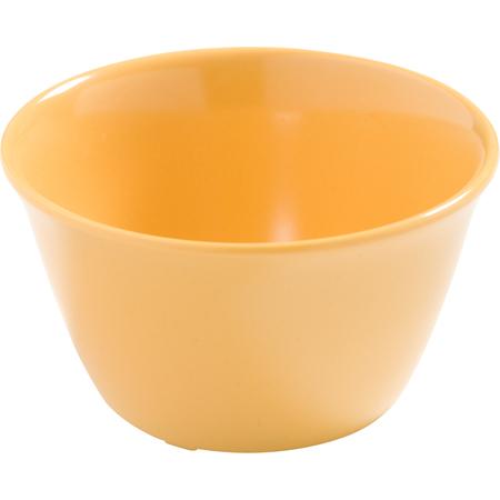 4386822 - Dayton™ Melamine Bouillon Cup Bowl 8 oz - Honey Yellow
