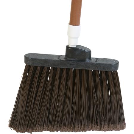 "3686701 - Duo-Sweep® Medium Duty Angle Broom w/12"" Flare (Head Only) 12"" - Brown"