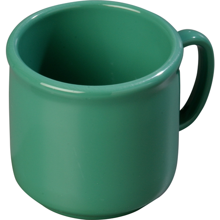 4305809 - Carlisle® Polycarbonate  Mug 10 OZ - Green