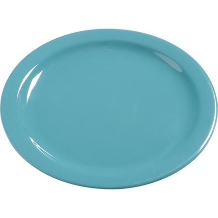 """4385063 - Dayton™ Melamine Dinner Plate 10.25"""" - Turquoise"""