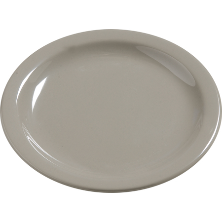 "4385431 - Dayton™ Melamine Salad Plate 7.25"" - Truffle"