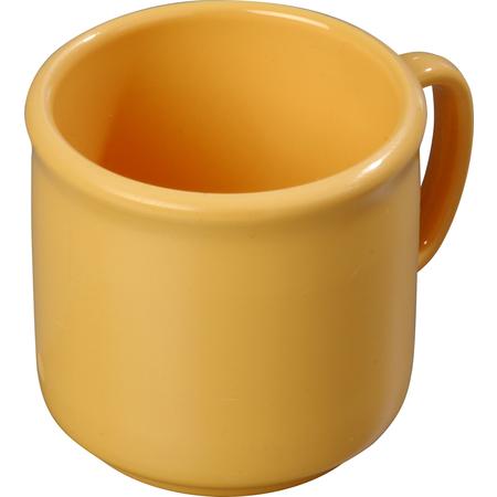 4305822 - Carlisle® Polycarbonate  Mug 10 OZ - Honey Yellow