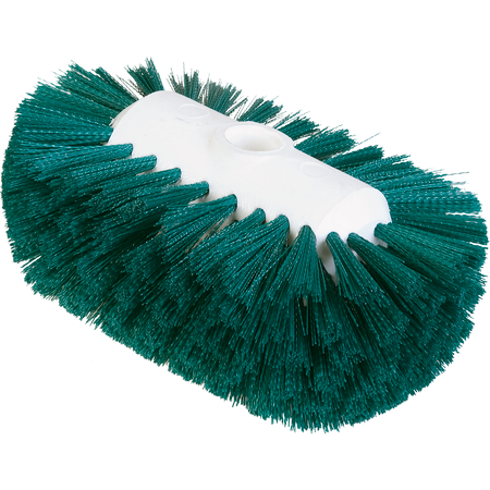 "4004109 - Sparta® Spectrum® Tank & Kettle Brush 5-1/2"" x 7-1/2"" - Green"
