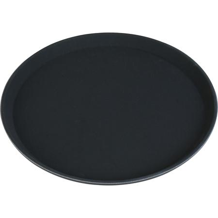 """TB1400004 - Truebasic Round Tray 14"""" - Black"""