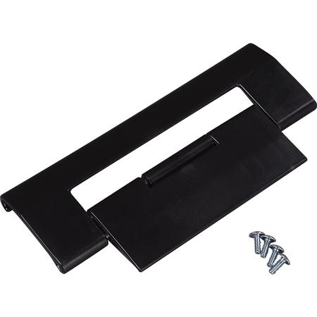 XT2550LA03 - Cateraide™ Latch Assembly With Screws (XT2500, XT5000, XT1000) - Black