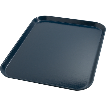 """DX1089M50 - Flat Tray 15"""" x 20' (12/cs) - Dark Blue"""