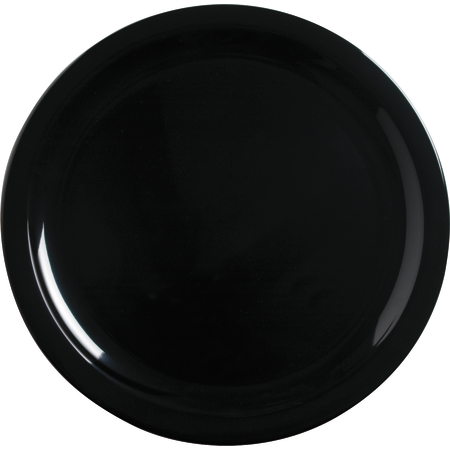 "KL11603 - Kingline™ Melamine Dinner Plate 10"" - Black"
