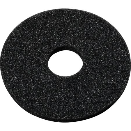 """GR09RS03 - 5-1/2"""" D Sponges for 3-Tier Unit - Black"""
