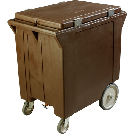 IC222001 - Cateraide™ Ice Caddy 200 lb of Ice - Brown