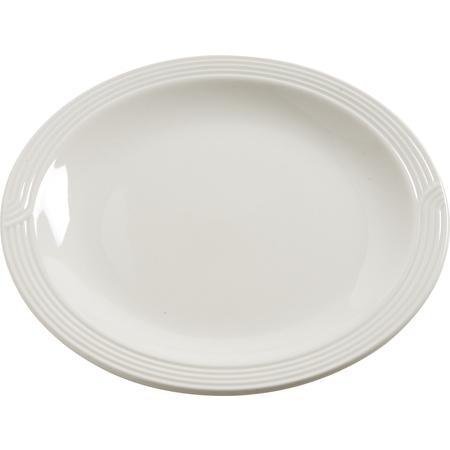 "DX7CE02 - Dinet® Entree Plate (Sytem 7) 7-3/4"" (36/cs) - White"