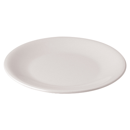 "DX4T902 - Cite® Entree Plate 9"" (24/cs) - White"