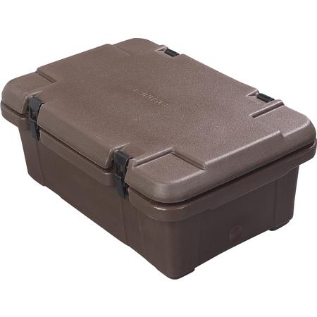 PC160N01 - Cateraide™ Single Pan Carrier 18Qt - Brown