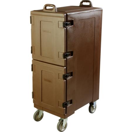 PC600N01 - Cateraide™ 2 Door End Loader 10 Pan Capacity - Brown