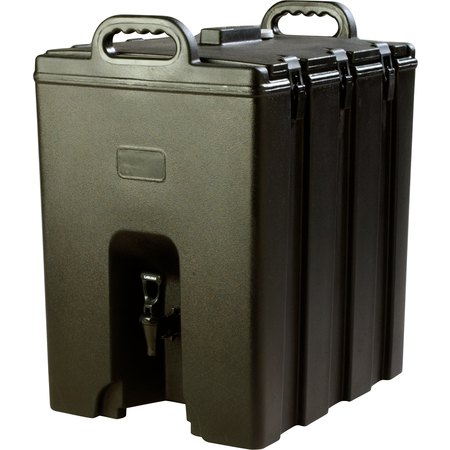 LD1000N03 - Cateraide™ LD Insulated Beverage Server 10 Gallon - Black