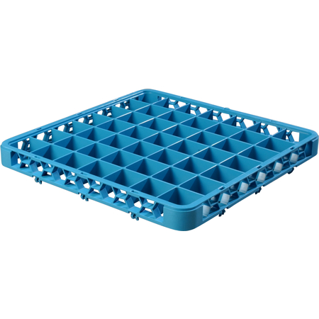 """RE4914 - OptiClean™ 49 Compartment Divided Glass Rack Extender 1.78"""" - Carlisle Blue"""