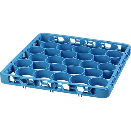 REW30S14 - OptiClean™ NeWave™ Short Glass Rack Extender 30 Compartment - Carlisle Blue