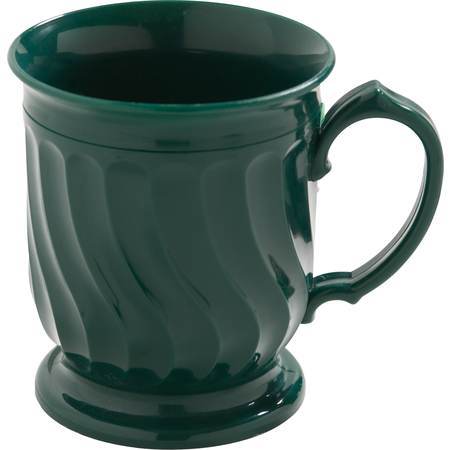 DX300008 - Turnbury® Insulated Pedestal Base Mug 8 oz (48/cs) - Hunter Green
