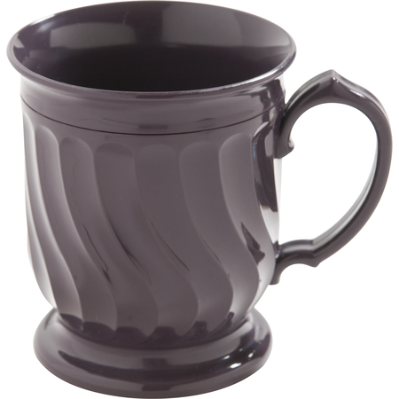 DX300068 - Turnbury® Insulated Pedestal Base Mug 8 oz (48/cs) - Napoli Plum