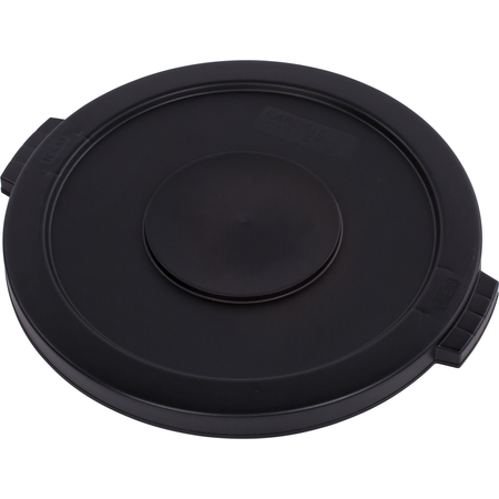 34102103 - Bronco™ Round Waste Bin Food Container Lid 20 Gallon - Black