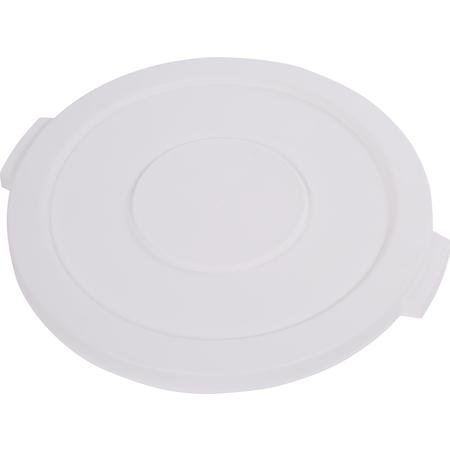 34102102 - Bronco™ Round Waste Bin Food Container Lid 20 Gallon - White