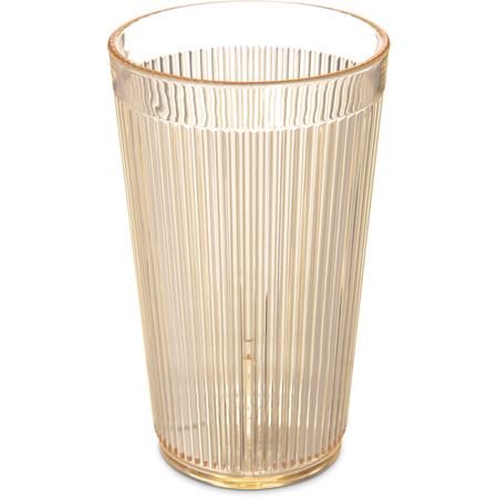 403322 - Crystalon® RimGlow™ Tumbler 12 oz - Glo-Honey Yellow