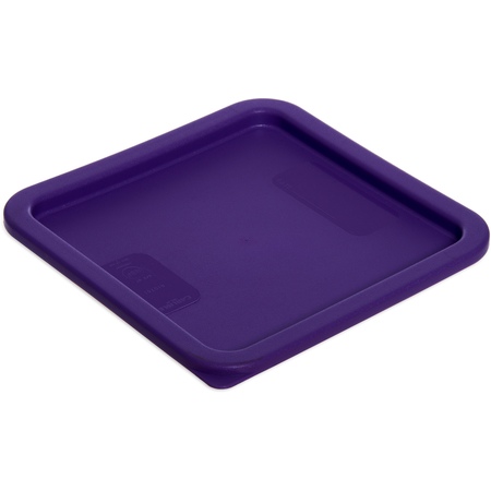 1074189 - StorPlus™ Square Container Lid 6-8 qt - Purple